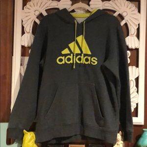 Sweaters - Adidas hoodie